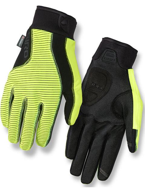 Giro Blaze 2.0 Gloves highlight yellow/black